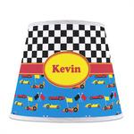 Racing Car Empire Lamp Shade (Personalized)