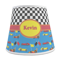 Racing Car Empire Lamp Shade (Personalized)