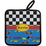 Racing Car Pot Holder (Personalized)