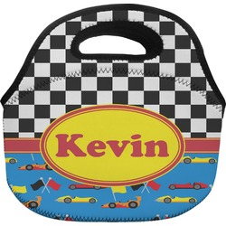 Racing Car Lunch Bag (Personalized)
