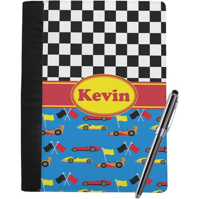 Racing Car Notebook Padfolio (Personalized)