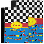 Racing Car Notebook Padfolio w/ Name or Text