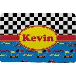 Racing Car Comfort Mat (Personalized)