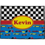 Racing Car Door Mat (Personalized)