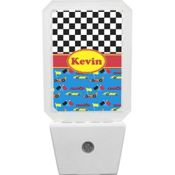 Racing Car Night Light (Personalized)