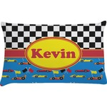 Racing Car Pillow Case (Personalized)