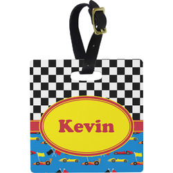 Racing Car Luggage Tags (Personalized)