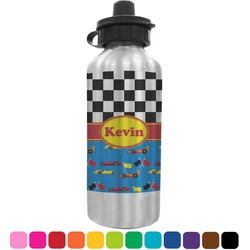 Racing Car Water Bottle (Personalized)