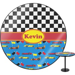 Racing Car Round Table (Personalized)