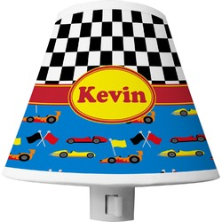 Racing Car Shade Night Light (Personalized)
