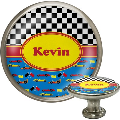 Racing Car Cabinet Knobs (Personalized)