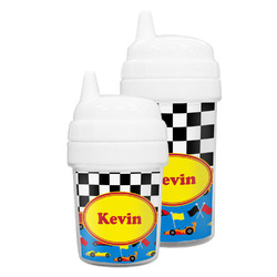 Racing Car Sippy Cup (Personalized)