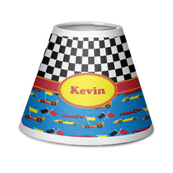 Racing Car Chandelier Lamp Shade (Personalized)