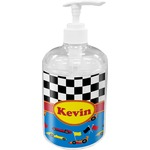 Racing Car Soap / Lotion Dispenser (Personalized)