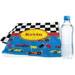 Racing Car Sports & Fitness Towel (Personalized)
