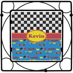 Racing Car Trivet (Personalized)