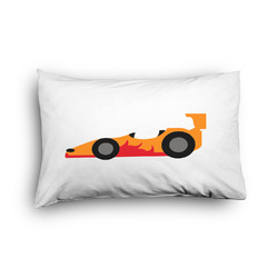Racing Car Pillow Case - Toddler - Graphic (Personalized)