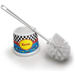 Racing Car Toilet Brush (Personalized)