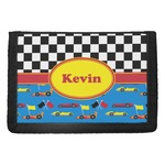 Racing Car Trifold Wallet (Personalized)