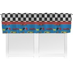 Racing Car Valance (Personalized)