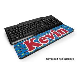 Racing Car Keyboard Wrist Rest (Personalized)