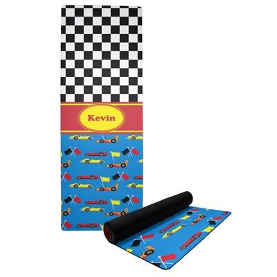 Racing Car Yoga Mat (Personalized)