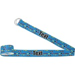 Racing Car Yoga Strap (Personalized)