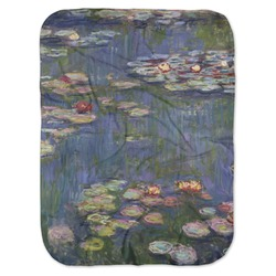 Water Lilies by Claude Monet Baby Swaddling Blanket