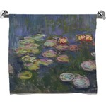 Water Lilies by Claude Monet Bath Towel