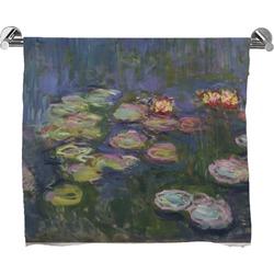 Water Lilies by Claude Monet Bath Towel