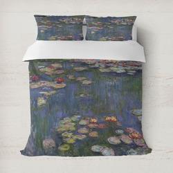 Water Lilies by Claude Monet Duvet Cover