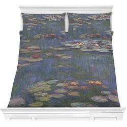 Water Lilies by Claude Monet Comforter Set