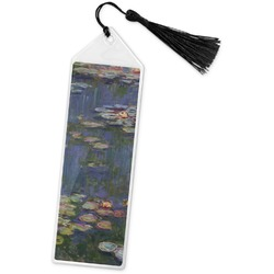 Water Lilies by Claude Monet Book Mark w/Tassel