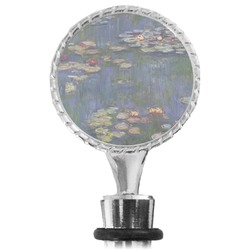 Water Lilies by Claude Monet Wine Bottle Stopper