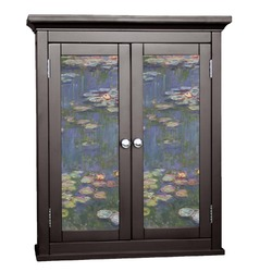 Water Lilies by Claude Monet Cabinet Decal - Custom Size