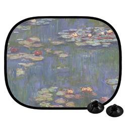 Water Lilies by Claude Monet Car Side Window Sun Shade