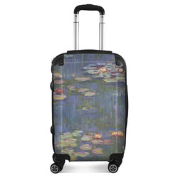 """Water Lilies by Claude Monet Suitcase - 20"""" Carry On"""