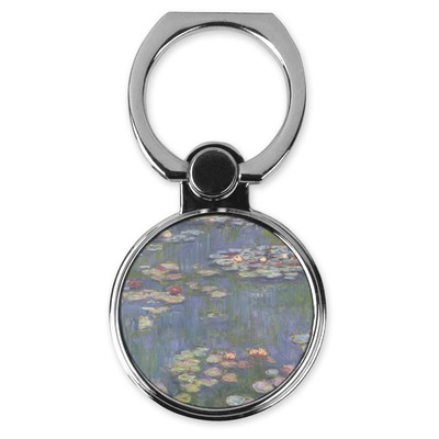 Water Lilies by Claude Monet Cell Phone Ring Stand & Holder