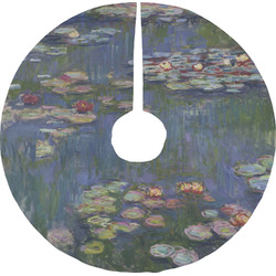Water Lilies by Claude Monet Tree Skirt