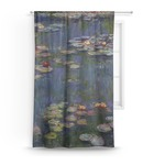 Water Lilies by Claude Monet Curtain