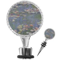 Water Lilies by Claude Monet Wine Bottle Stopper