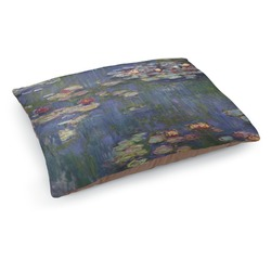 Water Lilies by Claude Monet Dog Bed - Medium