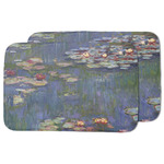 Water Lilies by Claude Monet Dish Drying Mat