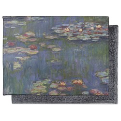Water Lilies by Claude Monet Microfiber Screen Cleaner