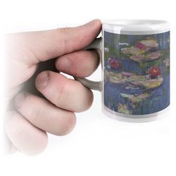 Water Lilies by Claude Monet Espresso Mug - 3 oz