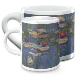 Water Lilies by Claude Monet Espresso Cups