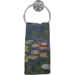 Water Lilies by Claude Monet Hand Towel - Full Print