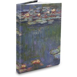 Water Lilies by Claude Monet Hardbound Journal