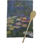 Water Lilies by Claude Monet Kitchen Towel - Full Print