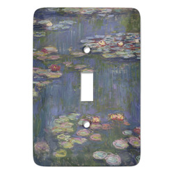 Water Lilies by Claude Monet Light Switch Covers